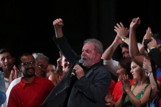 O Amor Faz A Gente Enlouquecer Faz A Gente Dizer Coisas: Blog Do Antonio Morais: Lula Faz Da Festa Do PT Um Palco