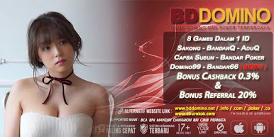 Bonus Referral Judi BandarQ Online Terpercaya