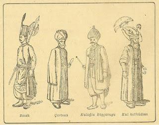 Yeniçeriler'in Sefer Hareketleri ve Savaş Kuralları