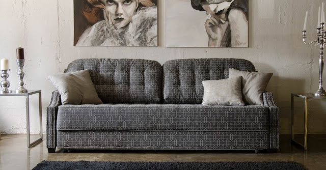 Form and Model Italian Modern Sofa