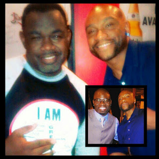 PICS: with Rodney Perry and Lav Luv