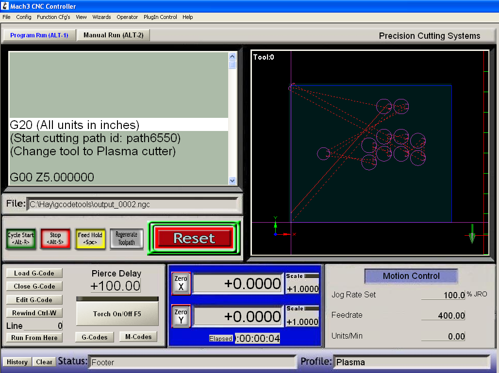 Mr  Hay's Technology: using Inkscape and Gcodetools for CNC
