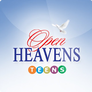 Open Heavens For TEENS: Friday 20 October 2017 by Pastor Adeboye - I Know Your Works V