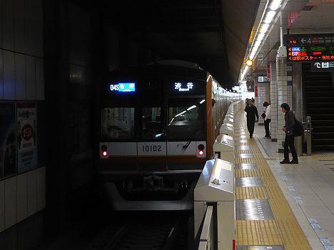 東急東横線 各停 渋谷行き9 東京メトロ10000系FCLED(8連の時のみ運行)