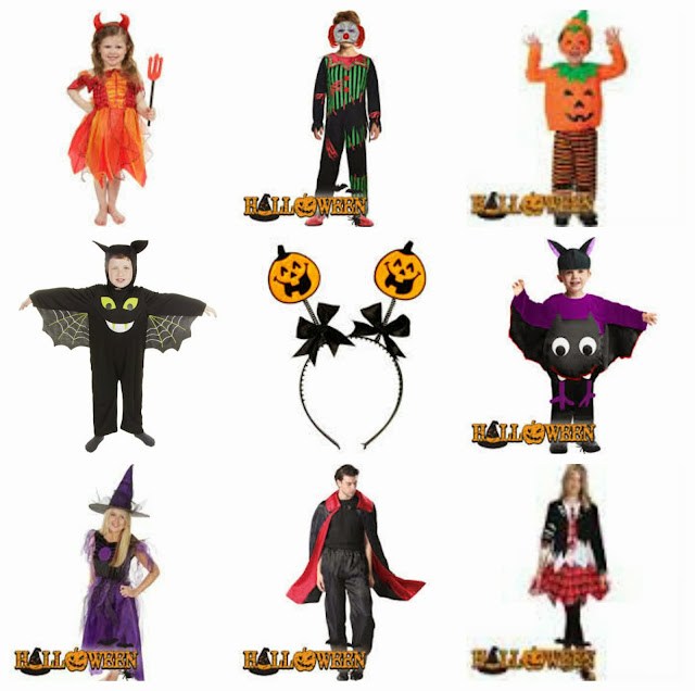 Halloween costumes and accessories all you need for Halloween in one shop