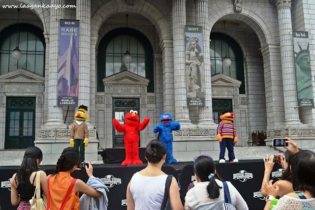 Sesame Stage Show at Universal Studios Singapore