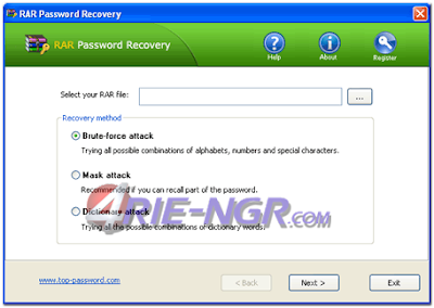 RAR Password Recovery 1.80 Terbaru Gratis