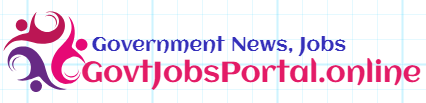Latest Govt Jobs Notification Portal - Today Rojgar Samachar