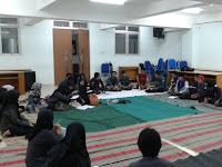 Evaluasi & Koordinasi Akbar Ke-1 Pengurus UKM Seni Religius