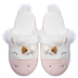 $2.99 (Reg. $18.99) + Free Ship Women's Unicorn Slippers!