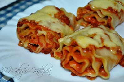 Rolled Lasagna