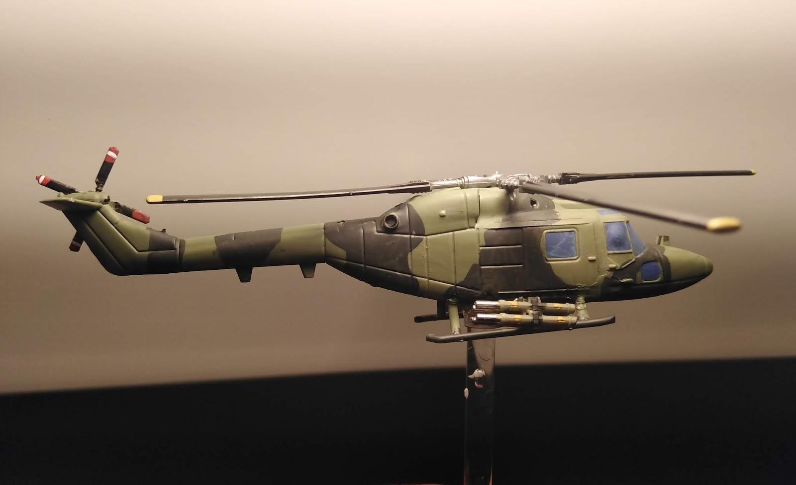 Trials of a Casual War gamer: Tanks Modern Age British Lynx