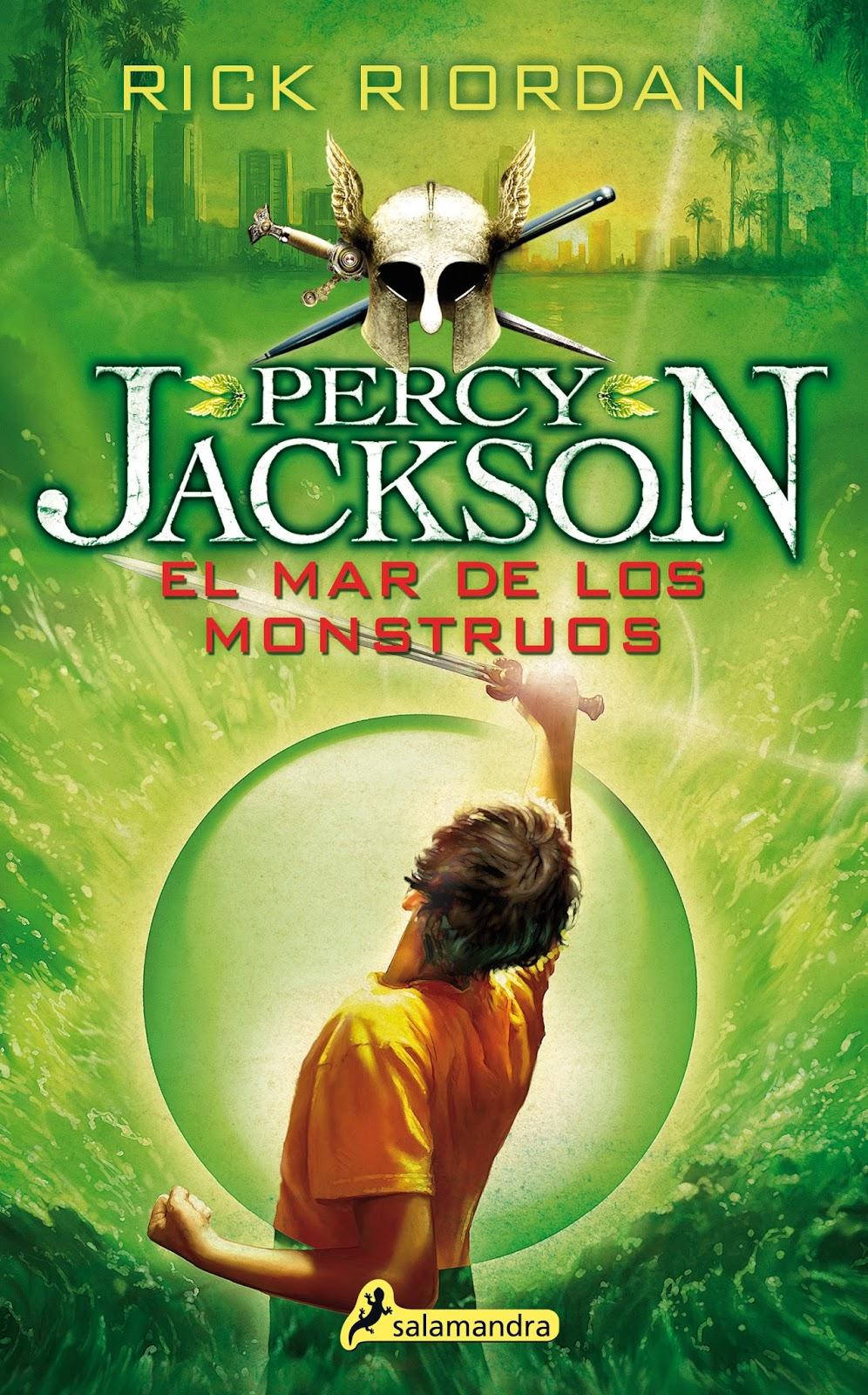 """Lectores entre libros. Blog literario: Reseña """"Saga Percy"""