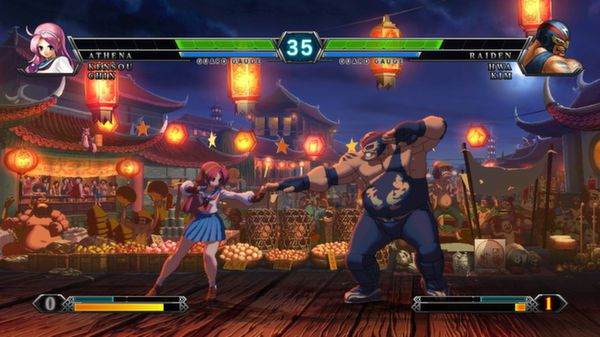 The King of Fighters XIII Free For PC