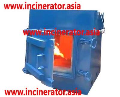 Jual incinerator indonesia