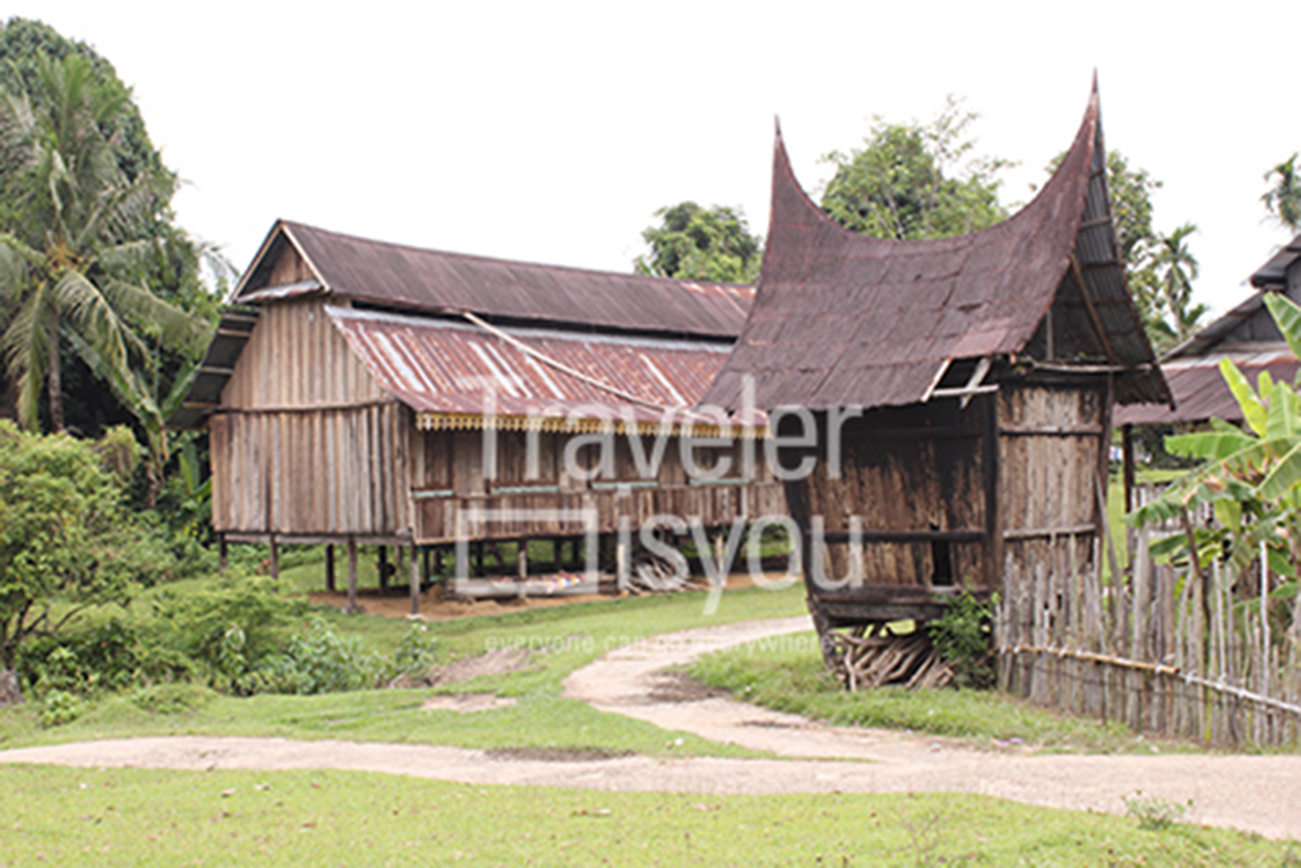 The attraction tourism of Culture Village of Sentajo have to visit if you visiting Kuantan Singingi Regency.
