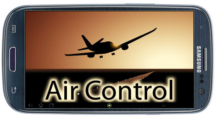 Popular android game Air Controle!