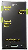 Hard Reset LG Optimus L5 II E450
