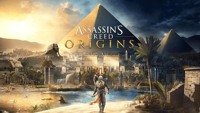 Link Tải Game Assassin's Creed Origins Miễn Phí