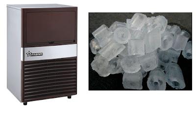 mesin es batu