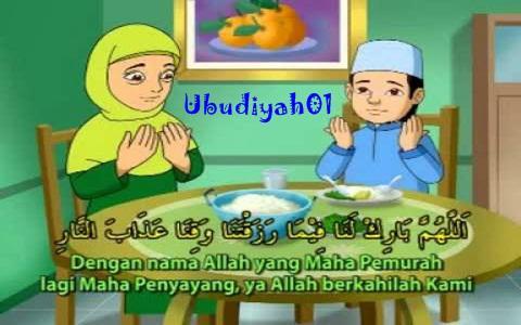 Bacaan Doa Sebelum Dan Sesudah Makan Minum