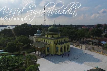 Mesjid Syahabuddin, Wisata Sejarah di Siak Sri Indrapura