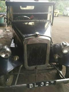 Mobil Antik Austin Seven 1928 Penuh Sejarah ...