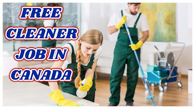 Urgent Hiring for Cleaners in Canada – Apply Now