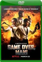 ¡Game Over, tío! (2018) DVDRip Castellano
