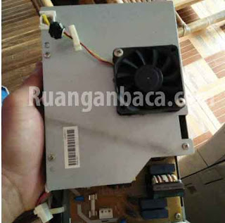 Gambar PS Rider mesin fotocopy canon IR