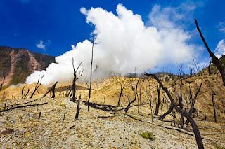 wisata gunung papandayan garut