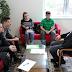 Održan sastanak sa učenicima JU Mješovite srednje škole Lukavac