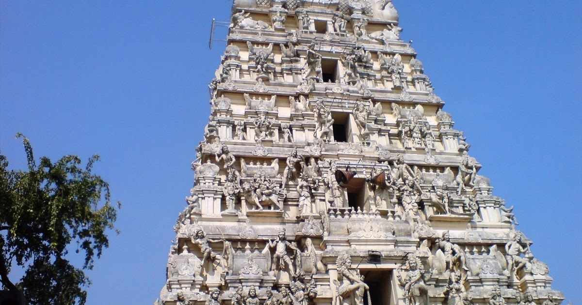 Cheyyaru Temples  Exploring My Life