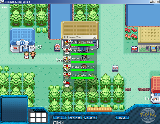 Pokemon Emerald Casino