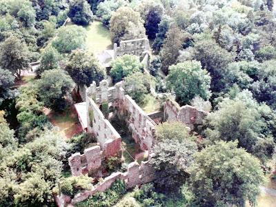 Hohentwiel; Fortaleza; Castillo; Singen; Singen; Baden-Württemberg