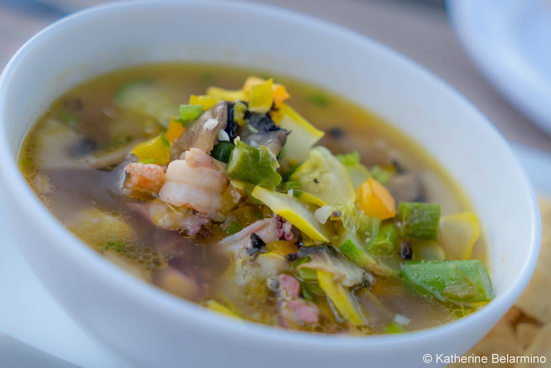 Seafood Soup Paraiso del Mar Resort Things to Do in La Paz Mexico