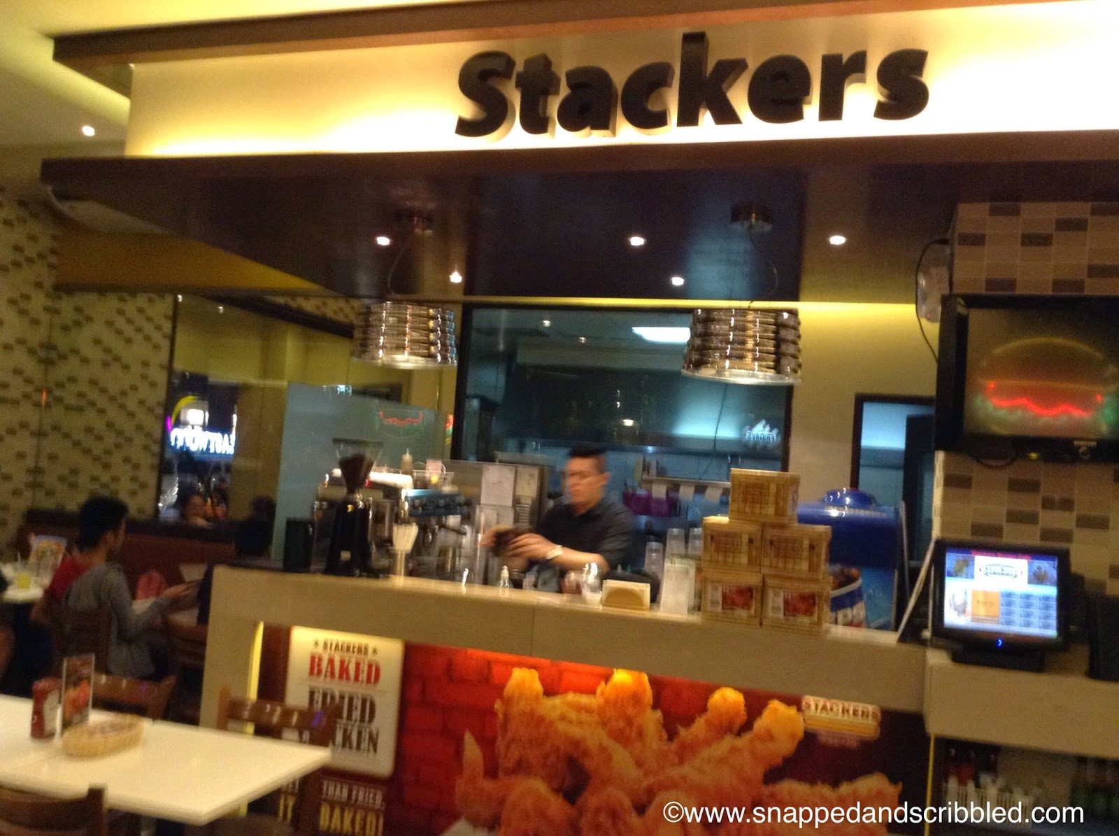 Where To Eat: Stackers Eastwood