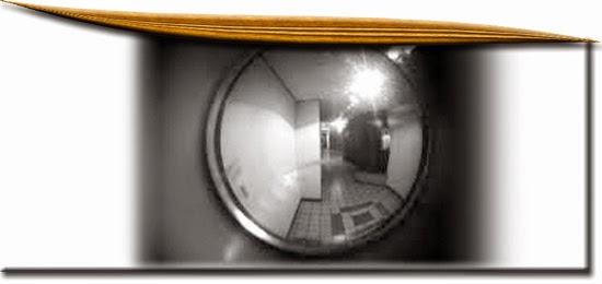 Olho Mágico do Hotel