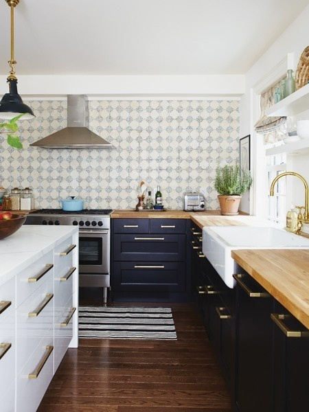 brass kitchen pulls small carts the peak of tres chic needing wanting loving
