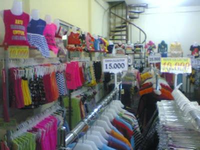 peluang usaha rumahan jual baju anak