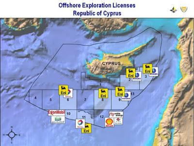 Ο κύβος ερρίφθη: Ρίχνει γεωτρύπανο και η ENI στα τεμάχια «8», «3», «6» στην Κυπριακή ΑΟΖ – «Ερατοσθένης Νότιο 1», «Σουπιά» και «Καλυψώ» θα αποκαλύψουν τα μυστικά τους!