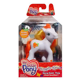 My Little Pony Citrus Sweetheart Sunny Scents  G3 Pony