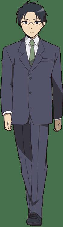 Render Shiinozaki Keiichirou