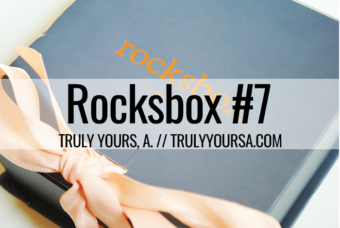 A Rocksbox jewelry subscription box review featuring jewelry from Kendra Scott and Urban Gem. Get a free month of Rocksbox by using code AMANDABFF884!.