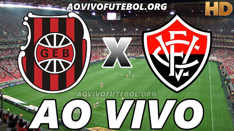 Brasil de Pelotas x Vitória Ao Vivo na TV HD