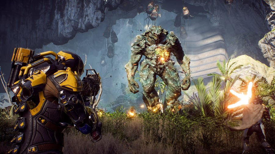 anthem bioware open demo ranger javelin