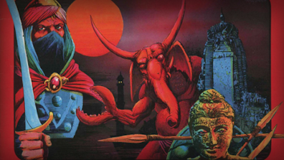 Retro Review Of X5 Temple of Death For Expert Dungeons & Dragons And Your Old School Campaigns