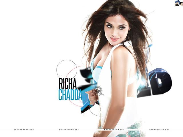 Richa Chadda Images, Hot Photos & HD Wallpapers