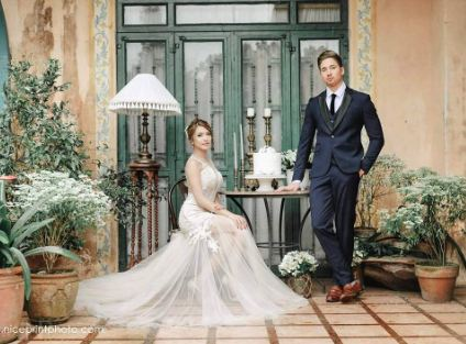 Take a Look at Bangs Garcia's Prenup Shoot! The Star Proves That She is Still as Sexy as Ever!