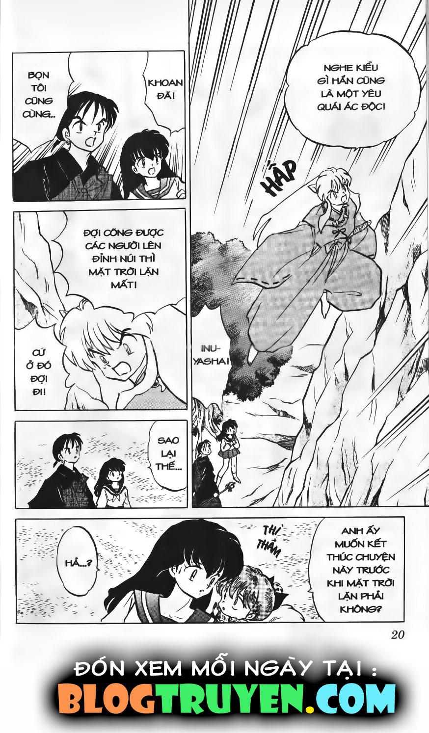 Inuyasha vol 09.1 trang 19